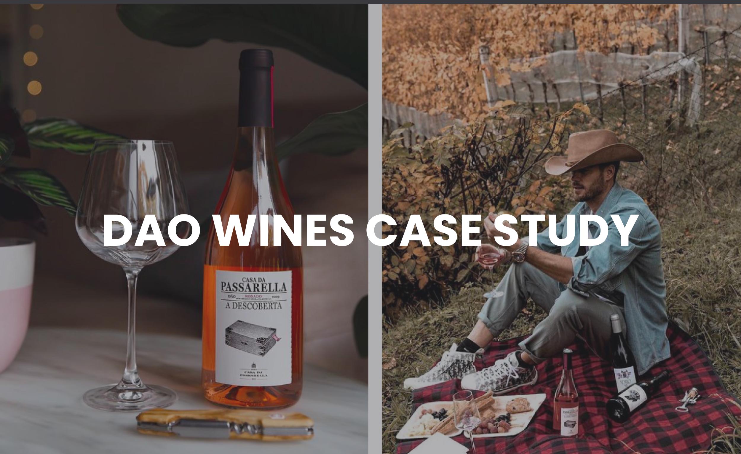 Dao Wines Case Study