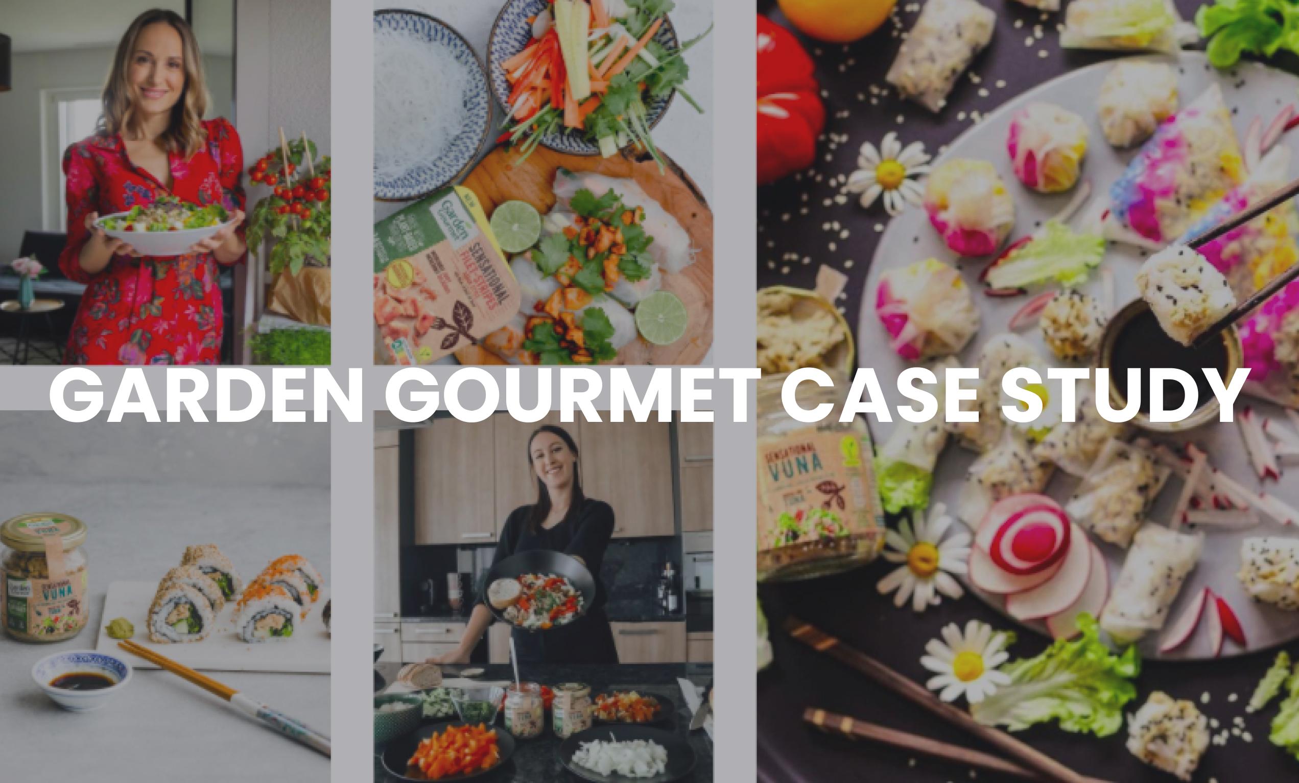 Garden Gourmet Case Study